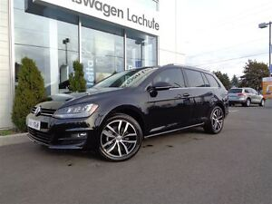 2015 Volkswagen Golf 2.0 TDI Sportwagon Highline **