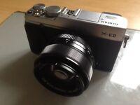 Fujifilm X-E2 with XF35 f1.4 Fujinon lens