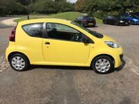 PEUGEOT 107 2012 1 OWNER FROM NEW 75K MILES 1.0 DRIVES FANTASTIC