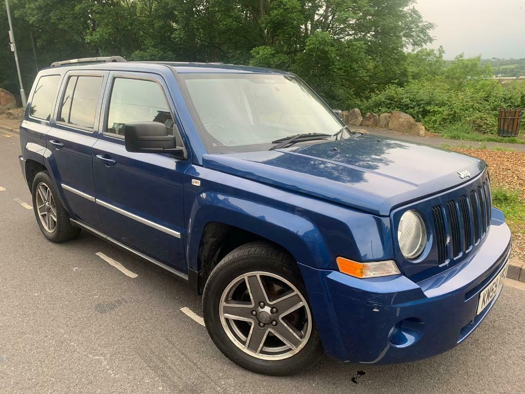 2009 59 JEEP PATRIOT LIMITED 2 0 CRD 4WD 6 SPEED # SAT NAV # LEATHER # 1  OWNER FROM NEW | in Leeds City Centre, West Yorkshire | Gumtree