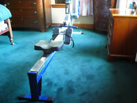 Concept 2 Rowing Machine with PM3 Monitor
