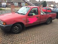 Ford Ranger for Sale - A very good runner in all weathers.