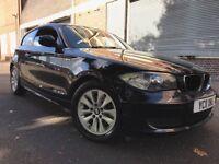 BMW 1 Series 2011 2.0 116d ES 3 door F/S/H, 2 OWNERS, £30 ROAD TAX, BARGAIN