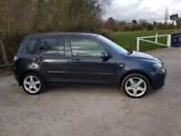 2006 Mazda 2 Automatic 5Doors 1.4 With 12 Month MOT PX Welcome
