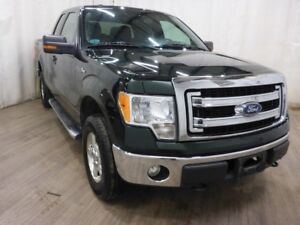 2014 Ford F-150 XLT No Accidents Tonneau Cover Bluetooth
