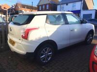 2015 SsangYong Tivoli Petrol 2YEARS 10MONTHS WARRANTY! Try instead of a Juke or Qashqai!