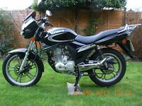 Kymco Pulsar LX. not ybr, cbr ( Lady Owner )