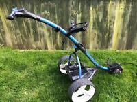 Motocaddy S3 Digital Electric Golf Trolly
