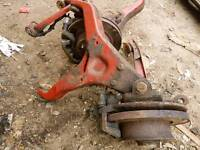 Iveco Daily Wishbone, complete set , excellent condition