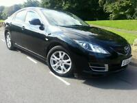 MAZDA 6 S 2.2 DIESEL 2009 09'REG **1 KEEPER**NEW SHAPE**MINT CONDITION**