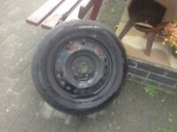 Spare tyre for Honda Civic Good Condition full tread for collection only