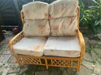 Conservatory sofa 2 seater