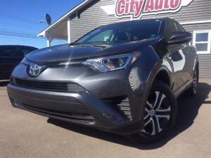 2016 Toyota RAV4 LE  All Wheel Drive