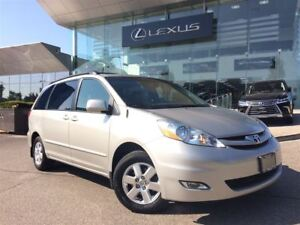 2010 Toyota Sienna LE 1 Owner Backup Cam Heated Seats Leather