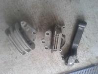transit mk7 2.2 fwd engine gearbox mounts