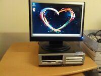 Computer Pc Desktop Basic Computer