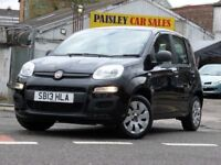 Fiat Panda 1.2 Pop 5dr (black) 2013