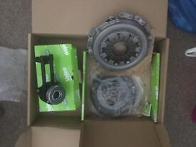 Mk6 (04 plate/1.25 engine) complete clutch kit