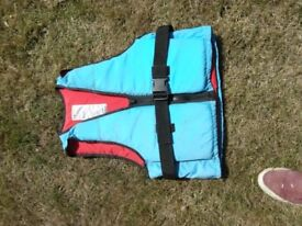 Buoyancy Aids (Trident) - 1 large adult; 1 small adult
