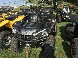 2017 Can-Am Outlander MAX XT™ 570 - Pure Magnesium London Ontario image 1