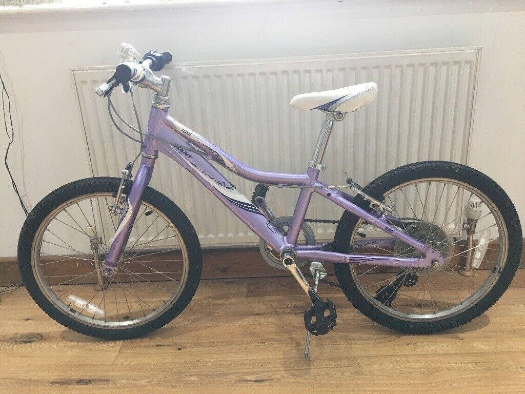 Girls Giant Revel JR Lite 20 Mountain Bike