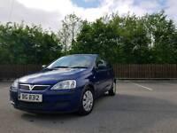 2006 Vauxhall Corsa life