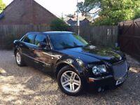 2010 Chrysler 300C 3.0 CRD V6 SRT Design 4dr! VERY RARE! FULL SERVICE HISTORY! CHEAPEST IN THE UK