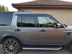 Land Rover discovery 2008 2.7 HSE 7 seater
