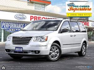 2010 Chrysler Town & Country >>>Limited w/NAV & 4.0L<<< Windsor Region Ontario image 1