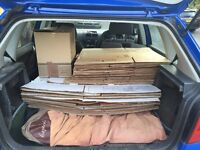 Packing / Moving Boxes 2 sizes FREE