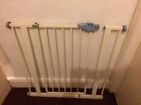 Stair gate for kids protection