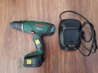 BOSCH drill 18v , lithium-ion battery,very good condition