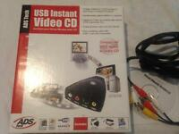 Video converter to digital all leads and instructions included