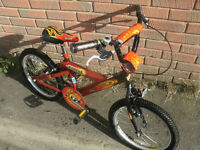 Bumper Firepower Kids Bike