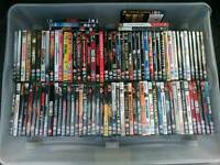 Assorted DVD bundle joblot