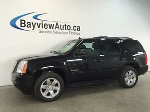2013 GMC YUKON SLT- 5.3L! REM START! PWR PEDALS! LEATHER! BOSE!