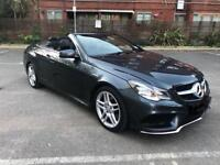 NEW SHAPE Mercedes e250 convertible amg line