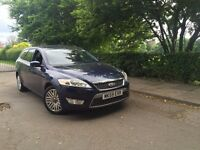 "2009 ""59"" Ford Mondeo 2.0 TDCI Diesel Estate Manual Mot + PCO Licence + Uber HPI Clear - Not Hybrid"
