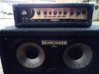 Behringer BX 3000T Bass Amplifier