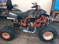 Yamaha blaster quad bike