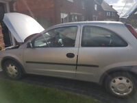 corsa C parts for sale everything avilable