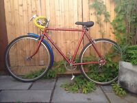 REDUCED FOR QUICK SALE - Elswick Whirlwind Unisex Racer - small frame