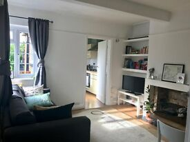 Sunny single room on leafy street in Acton
