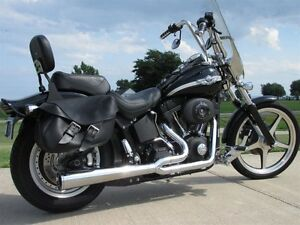 2003 harley-davidson FXSTB Night Train   Full Stage 1 Vance &amp London Ontario image 3