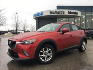 2016 Mazda CX-3 GS AWD GS AWD HEATED SEATS, BACKUP CAM, 16 ALLOY