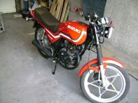 Suzuki GS125 - major restoration completed