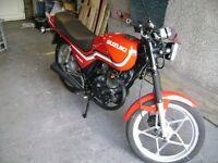 Suzuki GS125 - major restoration completed