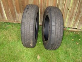 Dunlop SP Sport 200E Tyres