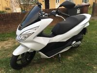 Honda PCX 125cc NEW SHAPE 2015