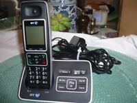 BT6500 Cordless home phone and answering machine.